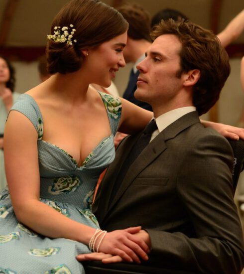 "Scena iz filma ""Me before you"""